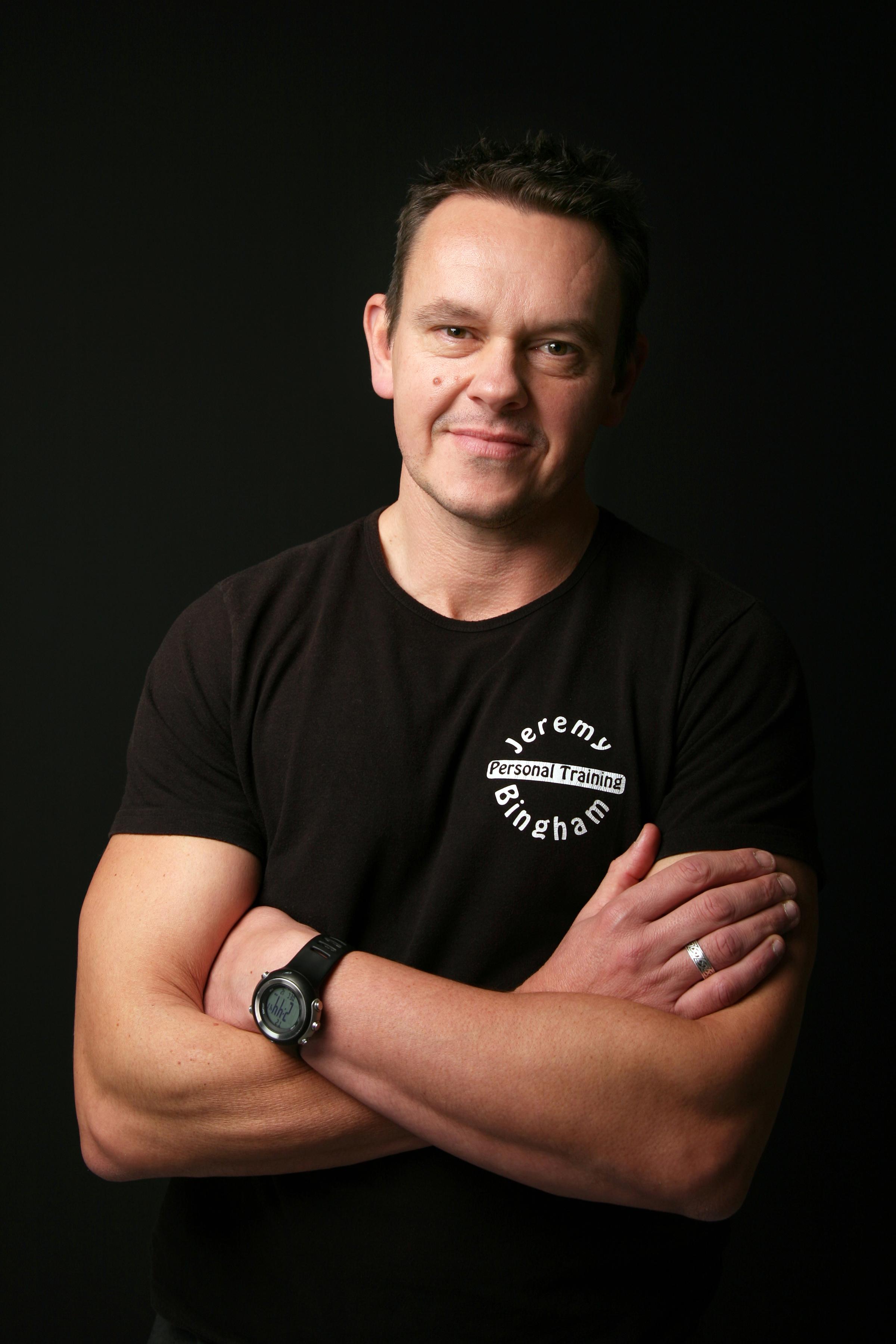 Jeremy Bingham Personal Training Stroud